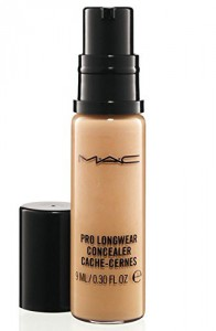 MAC Pro Longwear Concealer Test NC20